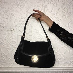 Authentic Marc Jacob Suede and Leather Bag
